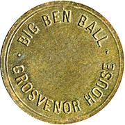 Token - Big Ben Ball – obverse
