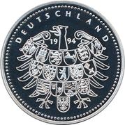 Token - Deutschland (Richard von Weizsäcker) – reverse