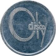 1 Euro - Oly Disco – obverse
