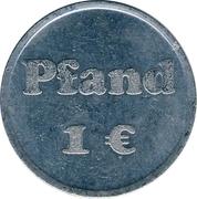 1 Euro - Oly Disco – reverse