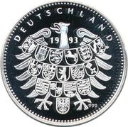 Token - Deutschland (Friedrich Ebert) – reverse
