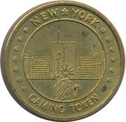 Gaming Token - Olbi (New York) – obverse