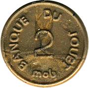 2 Centimes - Banque du Jouet (Mob) – reverse