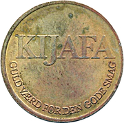 Token - Kijafa – reverse