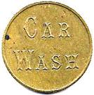Car Wash Token – obverse