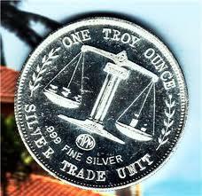 1 Oz Silver Morgan Silver Trade Unit Tokens Numista