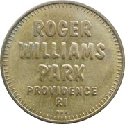Token - Roger Williams Park (Carousel Village) – obverse