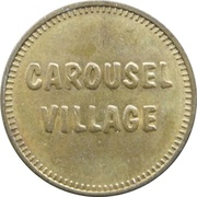 Token - Roger Williams Park (Carousel Village) – reverse