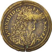 Counter Token - Louis IV (Nuremberg) – obverse