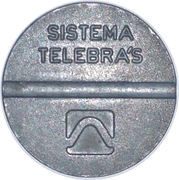 Telephone Token - National Local Call (Artol) – reverse
