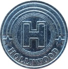 Token - Hollywood – reverse