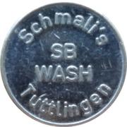 Car Wash Token - Schmali's SB Wash (Tuttlingen) – obverse