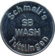 Car Wash Token - Schmali's SB Wash (Tuttlingen) – reverse