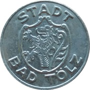 Public Swimming Pool Token - Bad Tölz (youth) – obverse