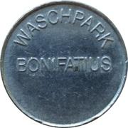 Car Wash Token - Kärcher Clean Park (Waschpark Bonifatius) – obverse
