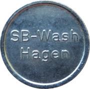 Car Wash Token - SB-Wash (Hagen) – obverse
