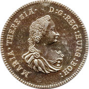Medal - Maria Theresia – obverse