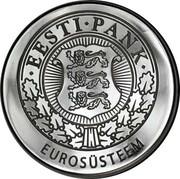 Medal - Tere Euro – reverse