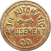 Token - The Automatic Amusement Co. – obverse