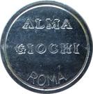 Token - Alma Giochi (Rome) – obverse