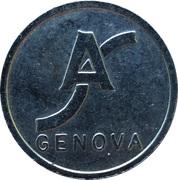 Token - Genova A – obverse