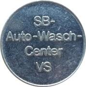 Car Wash Token - Kärcher Clean Park (SB- Auto-Wasch-Center VS) – obverse