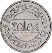 Hammer Taler - Alte Apotheke & Paracelsus Apotheke – reverse