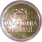 Token - Clube da Medalha do Brasil – obverse