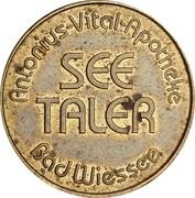 See Taler - Wallberg Apotheke, Rottach-Egern & Antonius-Vital-Apotheke (Bad Wiessee) – reverse