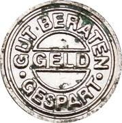 Brücken Taler - Brücken Apotheke (Mühlhausen) – reverse