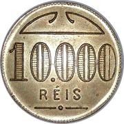 10 000 Réis – obverse