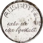 1 Vorteils Taler - Ausbüttels – obverse