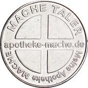 Mache Taler - Apotheke Mache – obverse