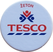 Charity Token - Tesco – obverse