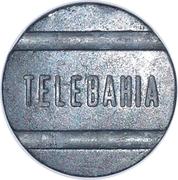 Telephone Token - TELEBAHIA (Bahia State Local Call) – obverse