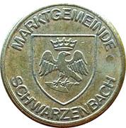Token - 400 Jahre Marktgemeinde (Schwarzenbach) – obverse