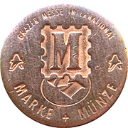 Token - Steyermarkische Sparkasse (Grazer Messe International) – obverse