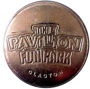 Token - The Pavilion Fun Park – obverse