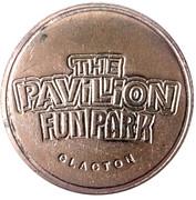 Token - The Pavilion Fun Park – reverse