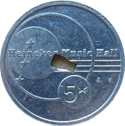 Token - Heineken Music Hall – reverse