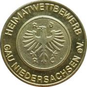 Token - GAU Niedersachsen – reverse