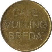 Token - Café Vulling (Breda) – obverse