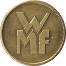 Token - WMF (Variant W) – obverse