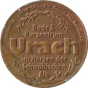Alb Gulden - Bade & Kurzentrum Urach – obverse
