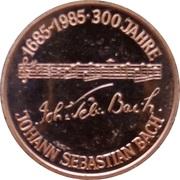 Token - Johann Sebastian Bach – reverse