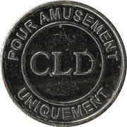Amusement Token - CLD – reverse