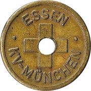 Token - Essen - KV-München – obverse