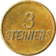3 Sterners – reverse