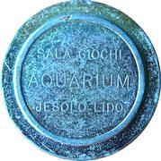 Token - Sala Giochi Aquarium (Lido di Jesolo, Venezia) – obverse
