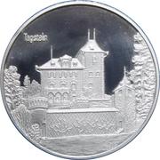 Medallion - Castles of Graubünden (Tagstein) – obverse